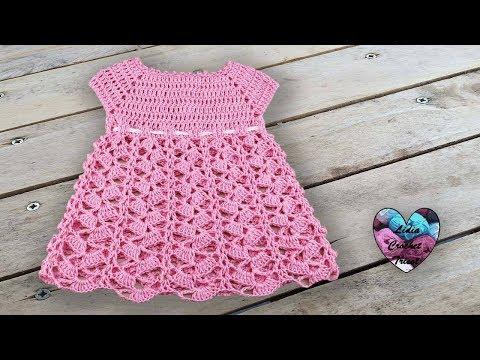 Robe Crochet Toutes Tailles +Photos Abonnés
