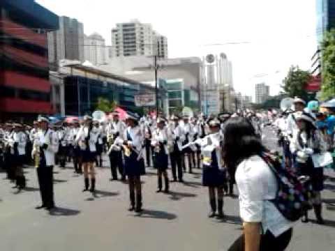 banda del instituto america  2012 TIK TOK - ke$ha