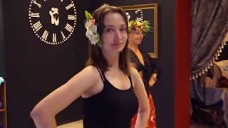 Летние уроки 'ори Таити - Tiare Maohi