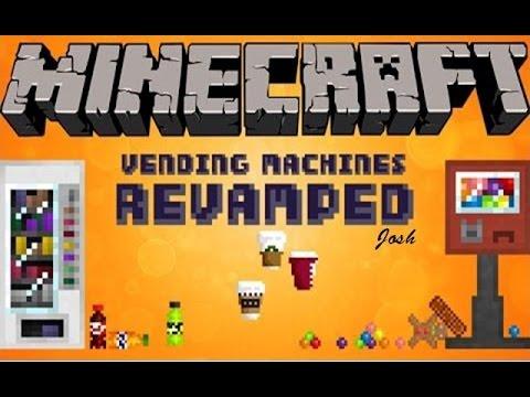 minecraft vending machine mod 1 7 10