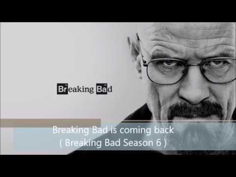 Breaking Bad is coming back? (I hope) Breaking Bad Season ...