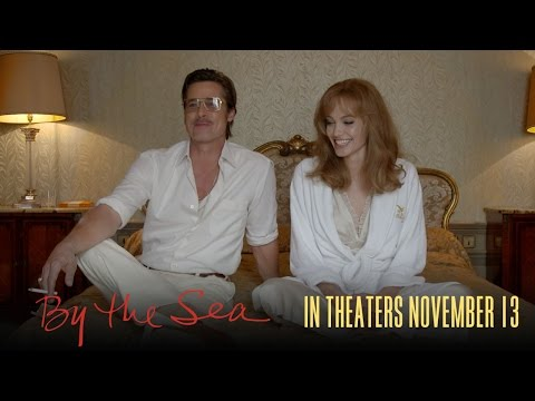 "By The Sea - Featurette: ""Gimme Shelter"" (HD)"
