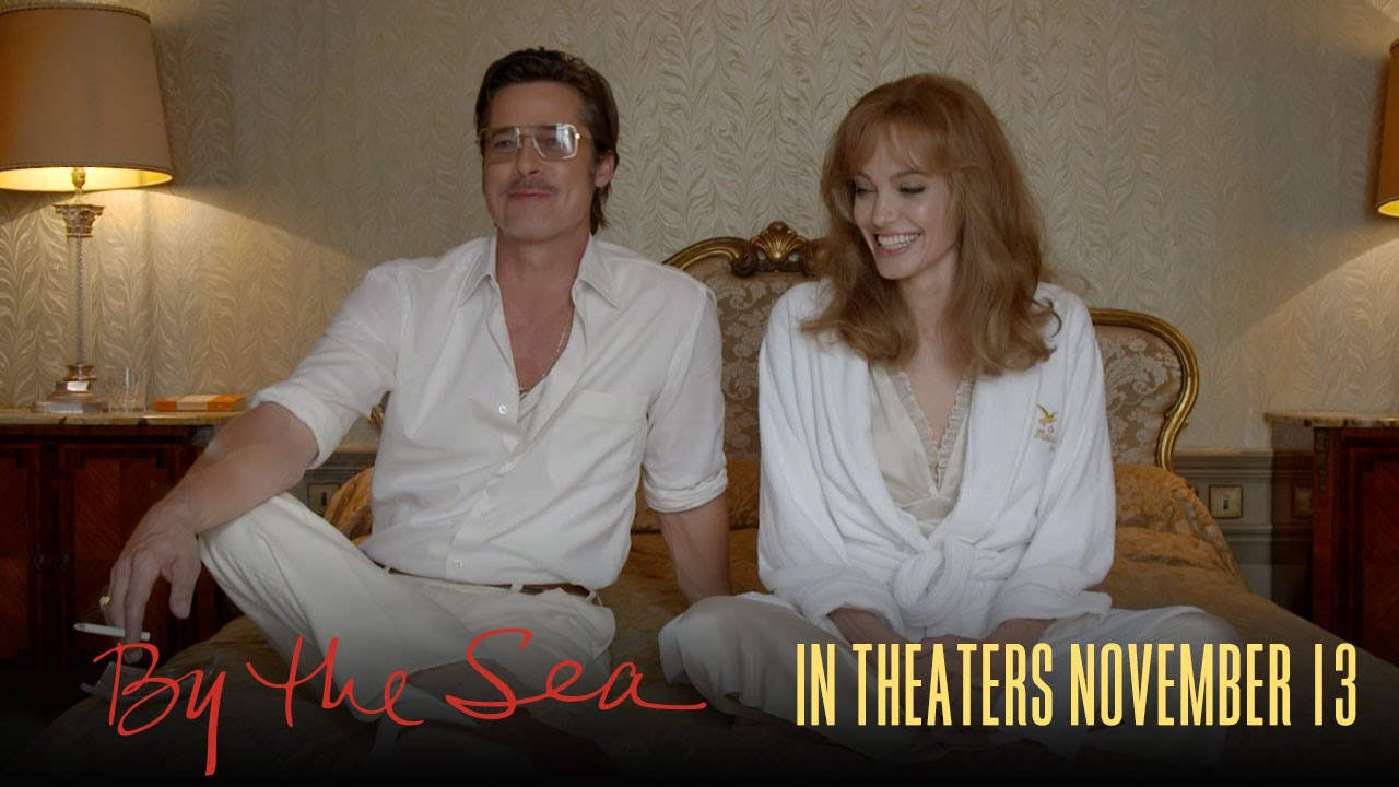 "画像: By The Sea - Featurette: ""Gimme Shelter"" (HD) youtu.be"
