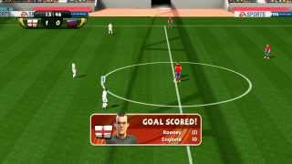 2010 FIFA World Cup South Africa (Wii) on Dolphin Wii/GC Emulator 720p HD | Full Speed