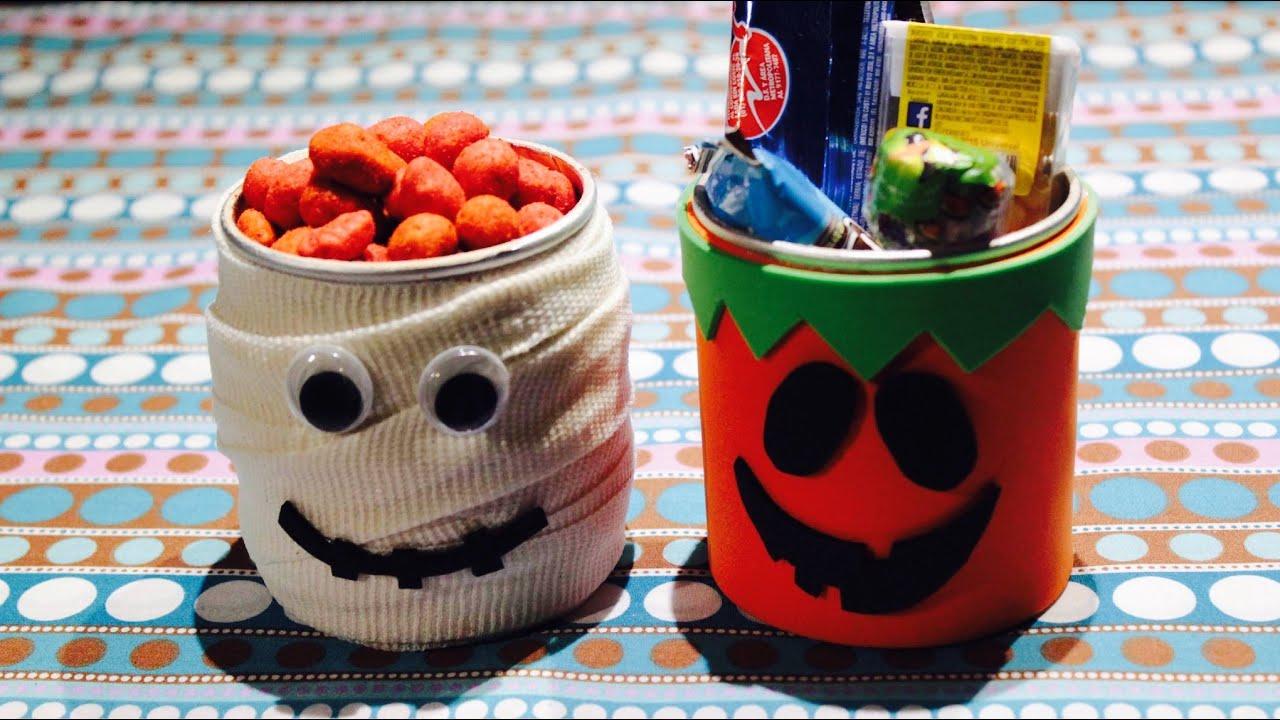 Diy dulceros para halloween parte 1 confectioners for - Fiesta de halloween infantil ...