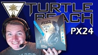 turtle beach px24 headphone review