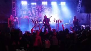 Belphegor Live 2015 11 04 Dallas, TX Belphegor - Hell