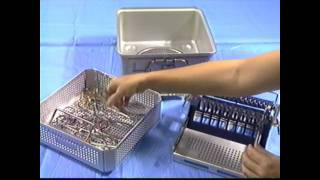 MediTray Sterile Processing Solutions for SteriTite Containers | Case Medical