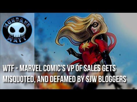 [Comics] WTF - Marvel Comic
