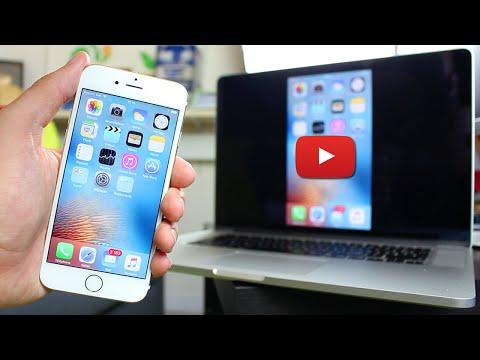 Filmer son Écran iPhone et Smartphone Android Facilement