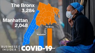 The Real Reasons Coronavirus Hits Some Communities Harder Than Others