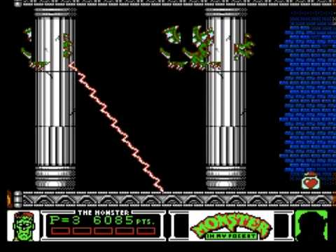 NES Longplay [066] Monster in My Pocket