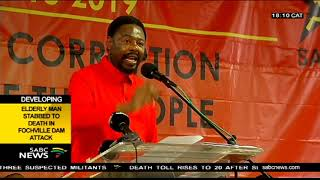 SACP discussions focus on VBS Mutual Bank looting