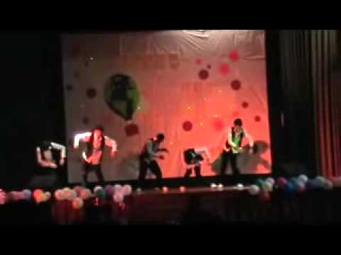 Nilai College popper performance Choreography By RX Yap
