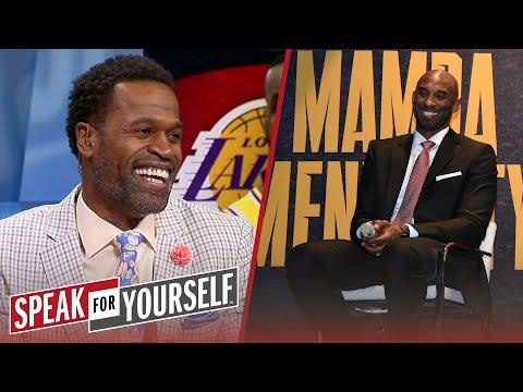 Stephen Jackson: LeBron hasn't surpassed Kobe Bryant on the all-time list | NBA | SPEAK FOR YOURSELF