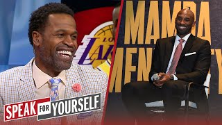 Download Stephen Jackson: LeBron hasn't surpassed Kobe Bryant on the all-time list | NBA | SPEAK FOR YOURSELF Mp3 and Videos