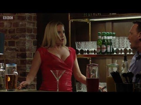 Eastenders - Tamzin Outhwaite as Mel Owen 1