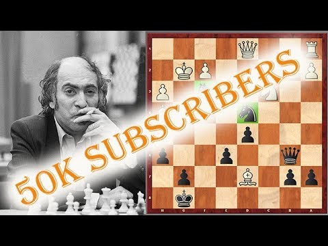 Dear Chess Lovers Thank You For 50k Subscribers!