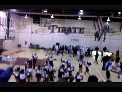Paramount High School Beats Dominguez High School Basketball Game After 20 Years!