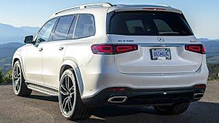 Mercedes GLS 2020 – 7 Seater, Luxury SUV