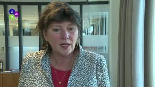 Burgemeester Rian van Dam over bedreigingen Joods gezin Hippolytushoef (NH)