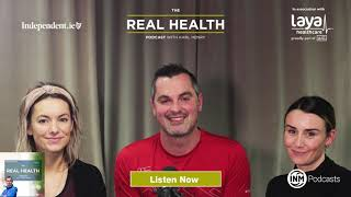 Real Health Podcast: Yoga, pilates and what you really need to know with Annie Kirwan and Lee Tracey