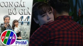 THVL | Con gái bố già - Tập 44[3]: Kim Cương thố lộ tình cảm mà mình dành cho Vĩnh An