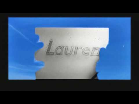 Lauren, Hand-drawn Name, Origins, Meaning