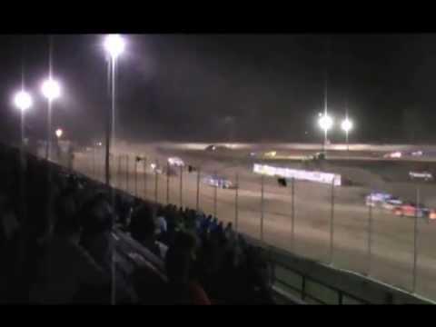 Joe Rokos #77 I-96 Speedway MDC Modified Feature 5-18-13