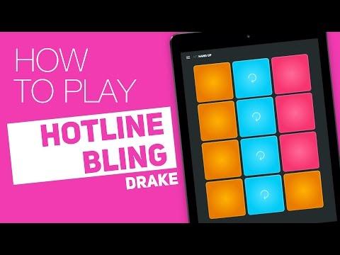 HOTLINE BLING - Drake | Tutorial on Super...