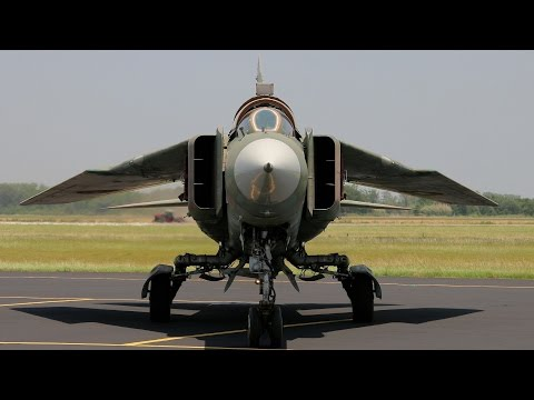 Wings of the Red Star Mig-23 SU-24 FULL