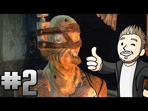 "Dark Plays: Fallout 4 [02] - ""Post-Apocalyptic Fashion"""