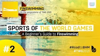 A Beginners' Guide to ... Finswimming