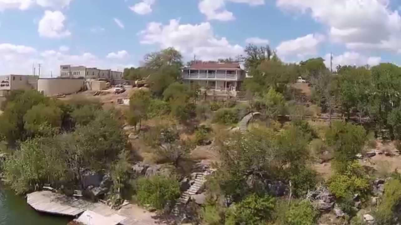 Marble Falls Home For Sale 2510 Circle Drive Marble Falls