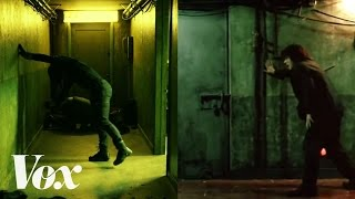 This single shot in Daredevil is the best fight scene in years