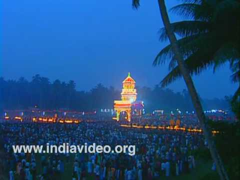 A festival as old as the place - Arattupuzha Pooram