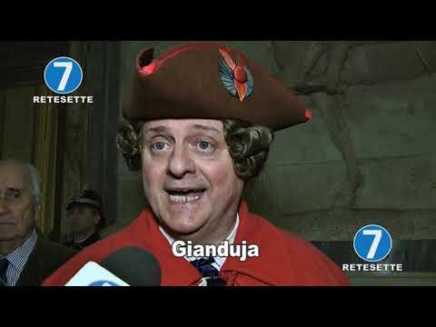 Carleve Ed Turin L Investitura Di Gianduja E Giacometta Youtube