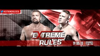 "WWE Extreme Rules 2013 Theme Song HQ + Lyrics + Download link (Airbourne - ""Live it up"")"