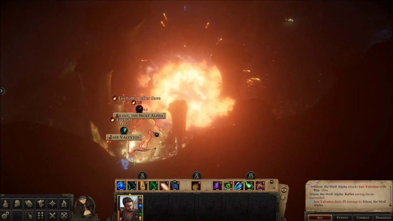 Pathfinder Kingmaker, Casters Are Weak Early Game?