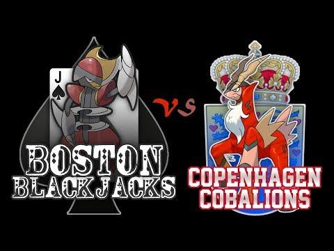 Boston Blackjacks vs Copenhagen Cobalion - PBL Season Four - Week 9