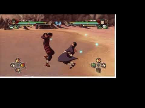NARUTO SHIPPUDEN ULTIMATE JUTSU PC GAME PLAY thumbnail