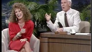 Dyan Cannon Can't Stop Laughing at Johnny Carson