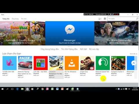 Cách Tải Game Và ứng Dụng Về Máy Tính Windows 10