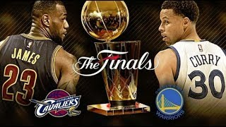 2017 NBA Finals | Cavs vs Warriors - Ultimate Rematch