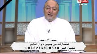 خالد الجندي: هذا أسبوع الجهاد والخير