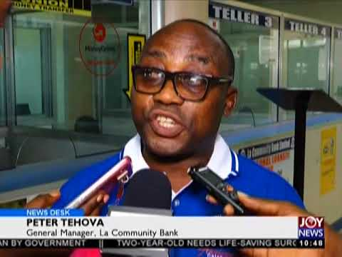 Capital Requirement - Business Desk on Joy News (7-11-17)