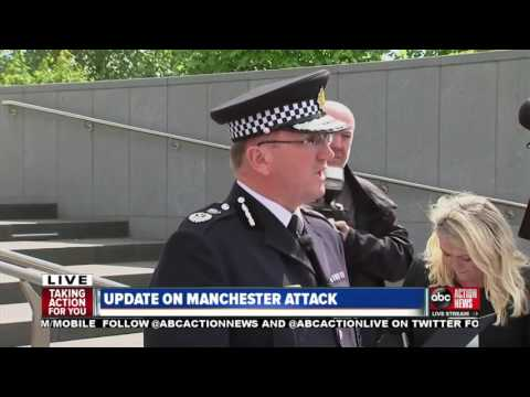 More raids in Manchester; Soldiers protecting key UK sites