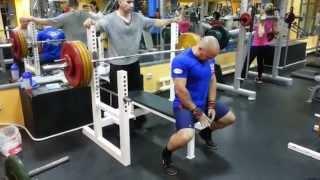 """""""Чистый Пауэрлифтинг"""" Жим лёжа 170 кг.2*2 собственный вес 74"""