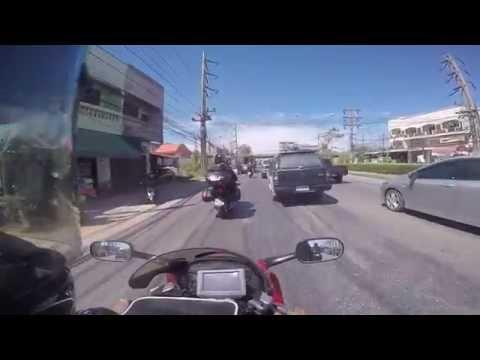 Krabi Ride 13th-15th March 2015 - PART 2 - Bukit Kayu Hitam - HATYAI