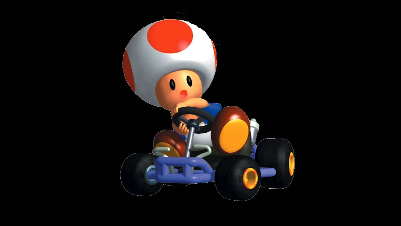 mario kart 64 toad voice clips